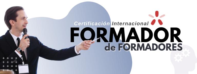 Certificación Formadores